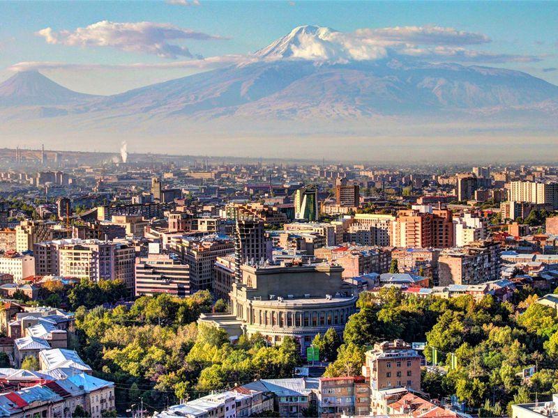 Экскурсия Ереван от глубокой древности до наших дней