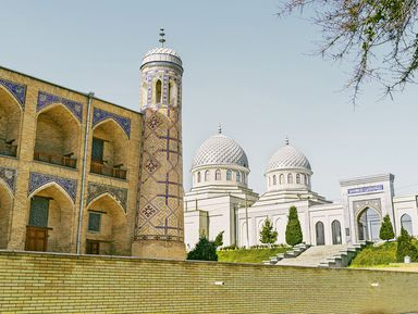 Добро пожаловать в Ташкент!