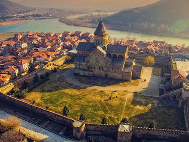 Обаятельный Тбилиси, сакральная Мцхета и пещерный Уплисцихе