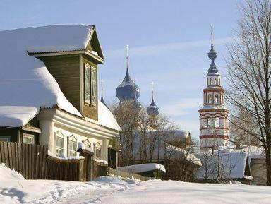 Углич— душа русской провинции