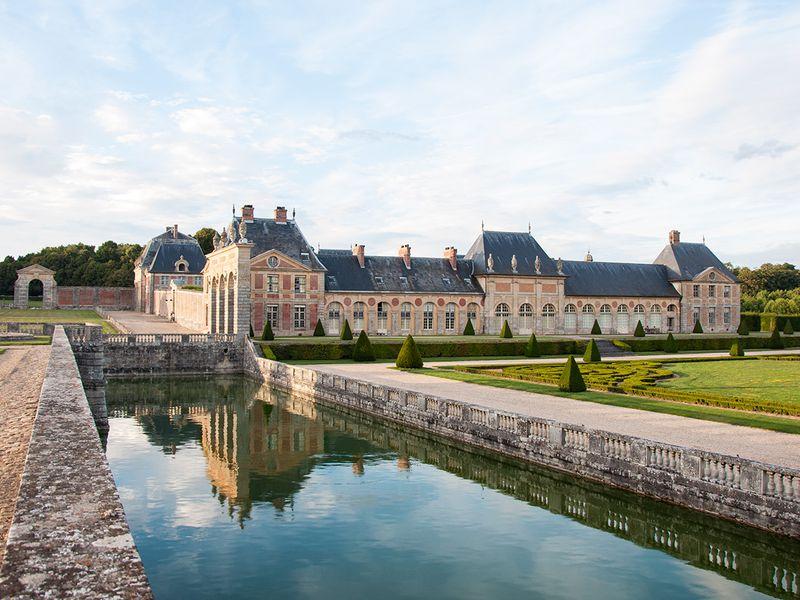Экскурсия Путешествие в замок Во-ле-Виконт