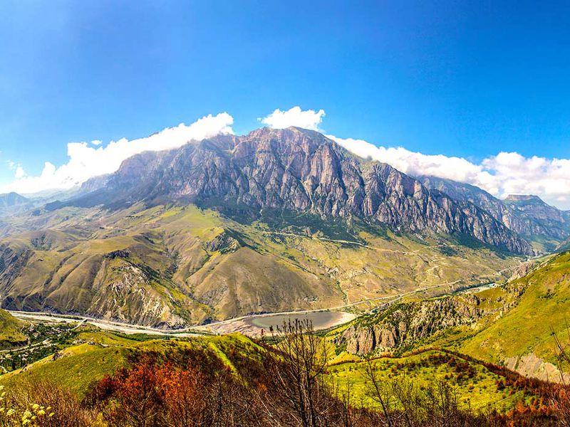 Экскурсия Золотое кольцо Северной Осетии-Алании