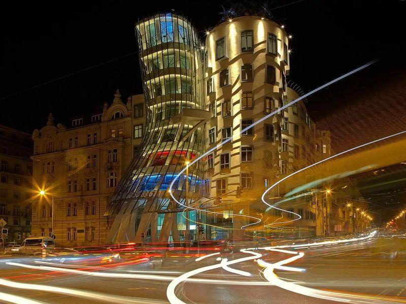 Экскурсия По Праге с ветерком
