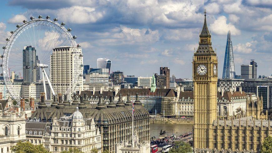 Ежедневная прогулка по Лондону