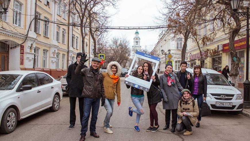 Хулиганская экскурсия по Астрахани