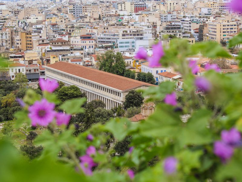 Экскурсия По холмам вокруг Акрополя