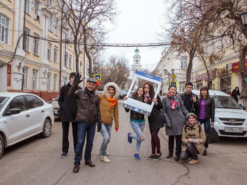 Экскурсия Хулиганская экскурсия по Астрахани