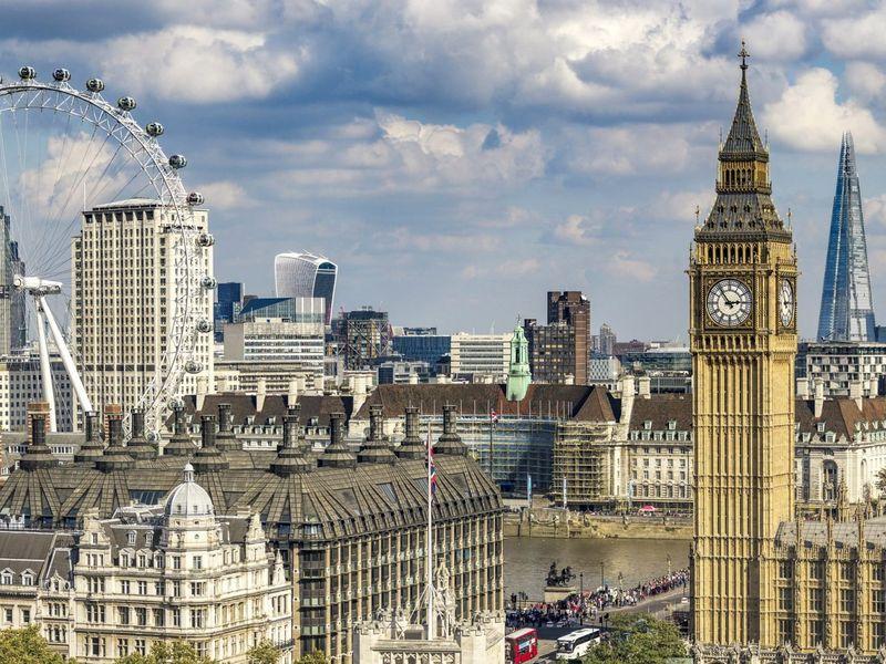 Экскурсия Ежедневная прогулка по Лондону