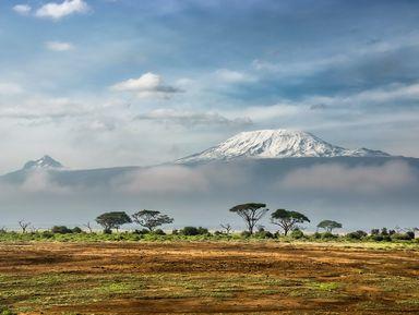 Вулкан Килиманджаро + заповедники Нгоронгоро и Тарангире