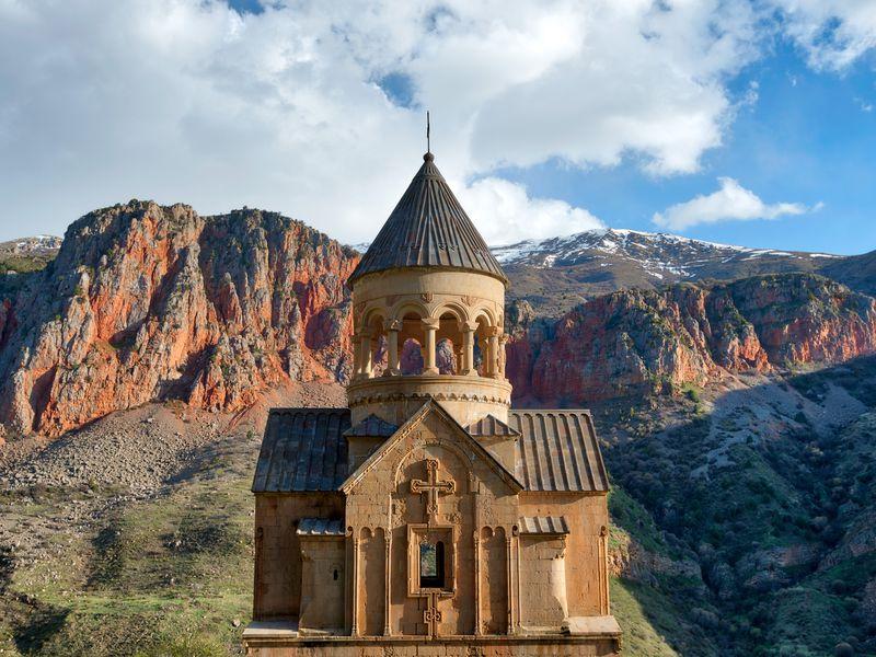 Путешествие к монастырям Хор Вирап и Нораванк