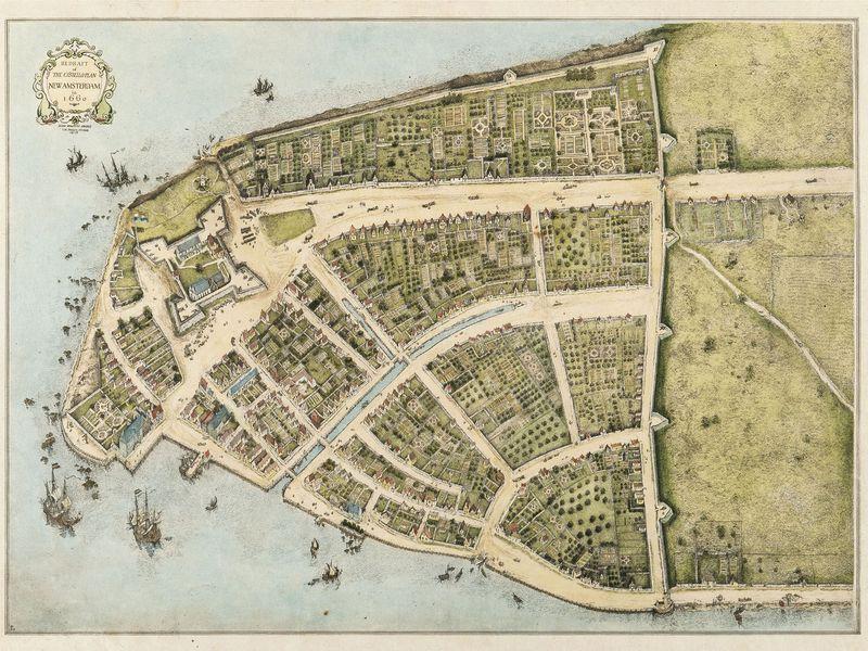 Экскурсия Колониальная история Нью-Йорка