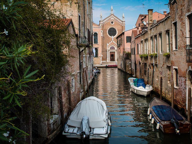 Экскурсия Венеция за туристическим фасадом