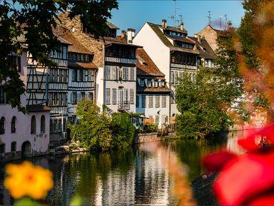 О Страсбурге с любовью!