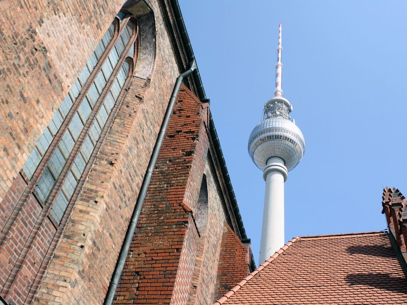 Фото: Прочувствовать характер Берлина