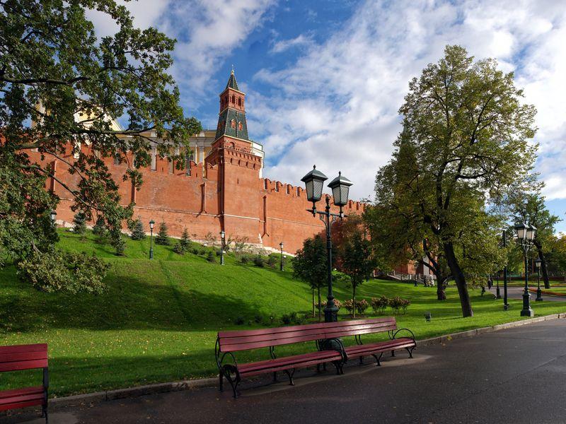Экскурсия Вокруг Кремля
