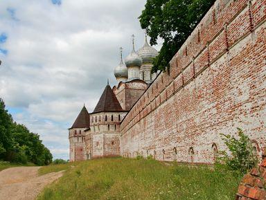 Борисоглебский монастырь: из21века в14-й