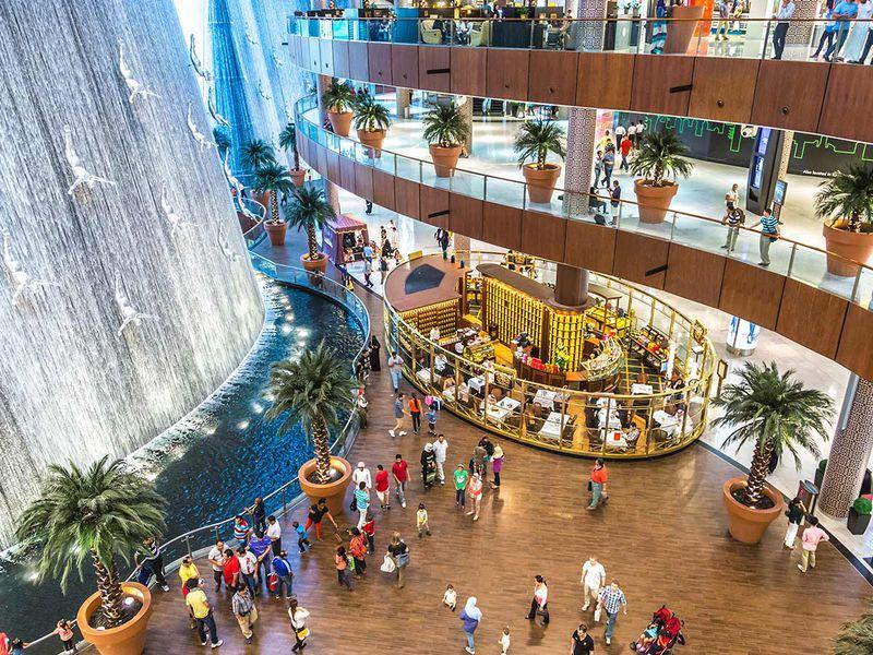 Экскурсия Дубай— город рекордов