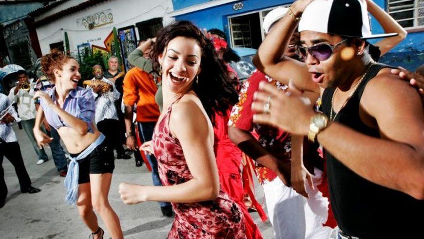Танцевальные ритмы Мадрида