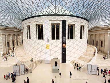 Британский музей: сокровища мировых цивилизаций