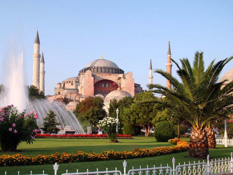 Экскурсия Стамбул на стыке ислама и христианства