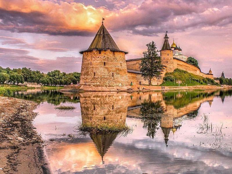 Экскурсия Псков — Ольгин град нареке Великой