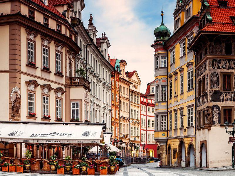 Экскурсия Прага: «Вгостях усказки»