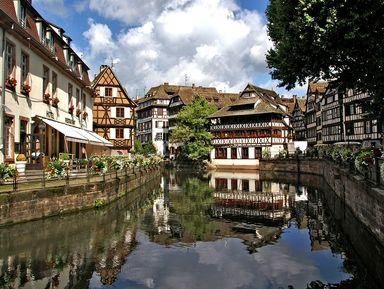 Старый город и Маленькая Франция