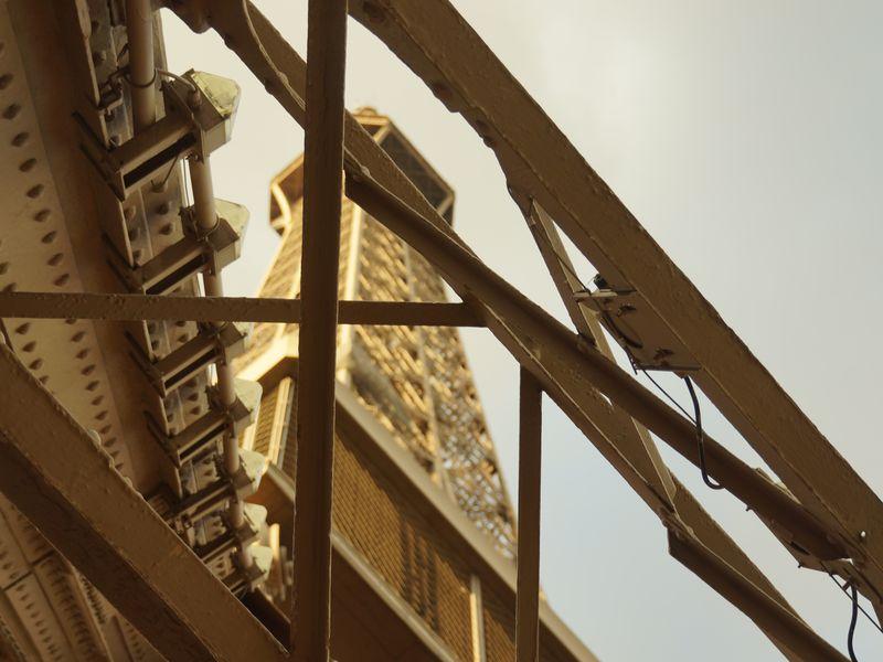 Фото Приключение на Эйфелевой башне. Город с высоты для детей и взрослых