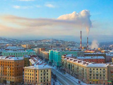 Последний город Российской империи— Мурманск сдвух берегов