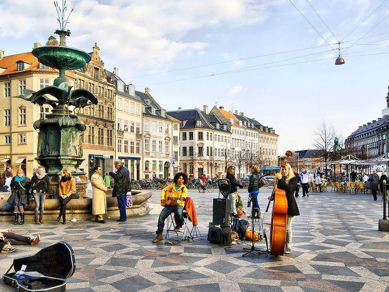 Экскурсия Подружиться с Копенгагеном