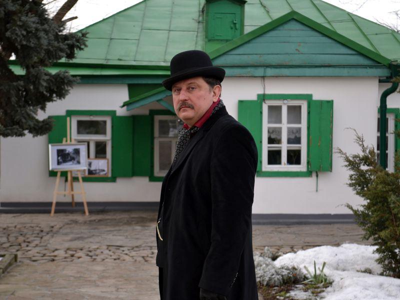 Экскурсия Нескучный Чехов: авторская прогулка поТаганрогу