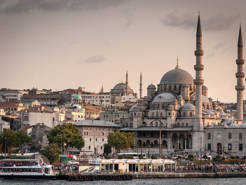 Экскурсия Добро пожаловать в Стамбул!