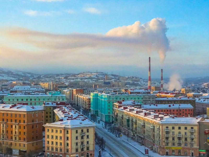 Экскурсия Последний город Российской империи— Мурманск сдвух берегов
