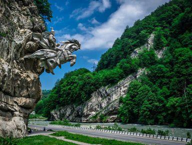 Все великолепие Горной Осетии за один день!