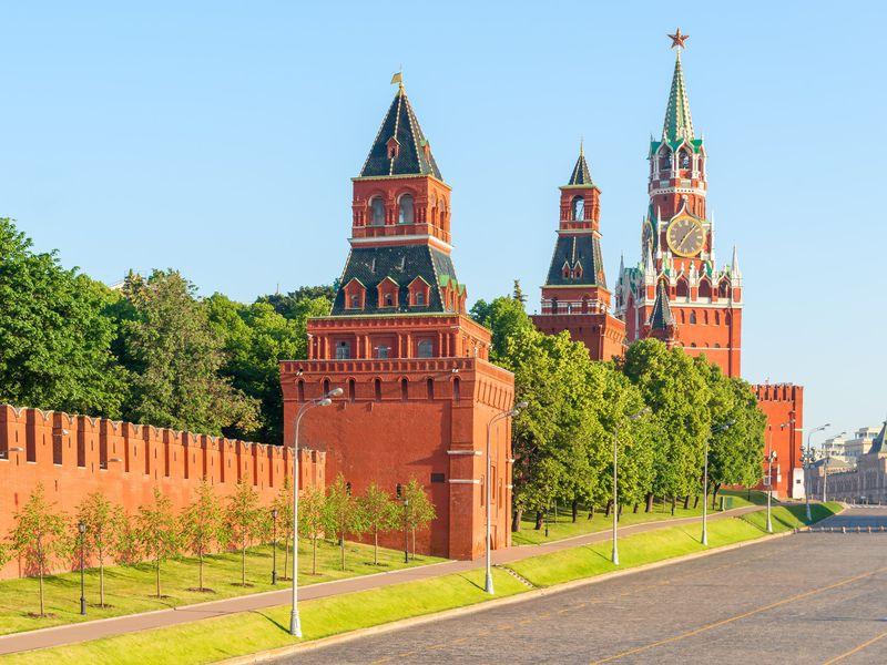 Экскурсия История и тайны башен Московского Кремля