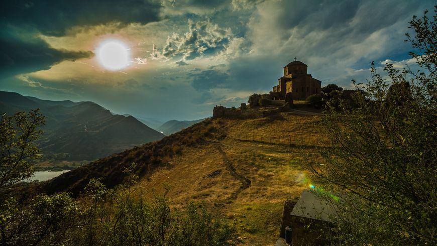 Большое путешествие посакральным местам Грузии