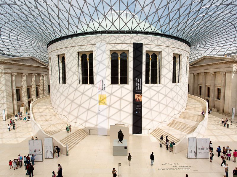 Экскурсия Британский музей: сокровища мировых цивилизаций