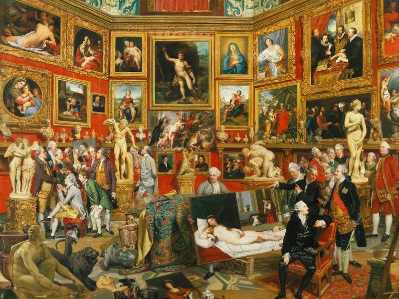 Экскурсия Величие и великолепие галереи Уффици