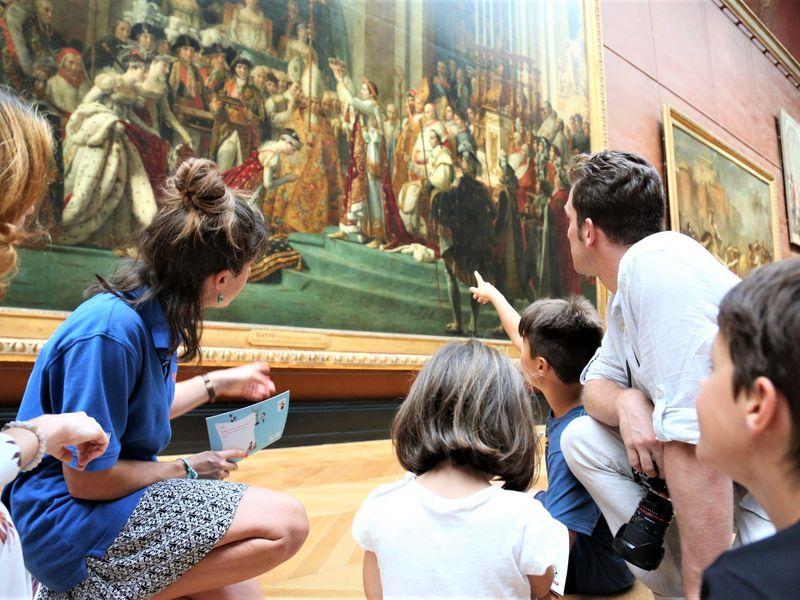 Фото: Сказочный Лувр для детей от 6 лет