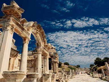 Групповая экскурсия изБодрума вэллинистический Эфес