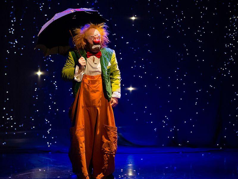 Экскурсия Начас вдетство: закулисье театра клоунов