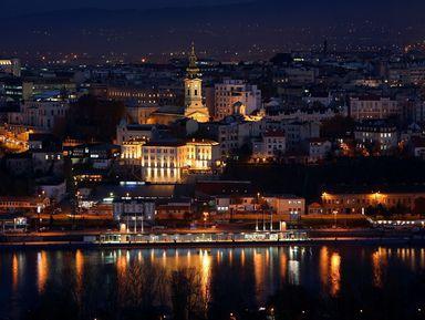 По следам вампиров Белграда