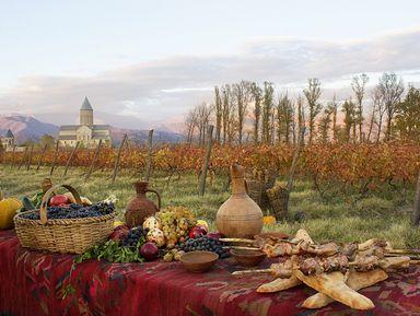 Вино и храмы Кахетии