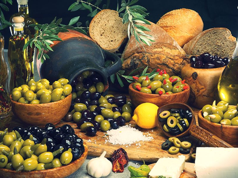Экскурсия Три кита греческой кухни: хлеб, вино иолива!