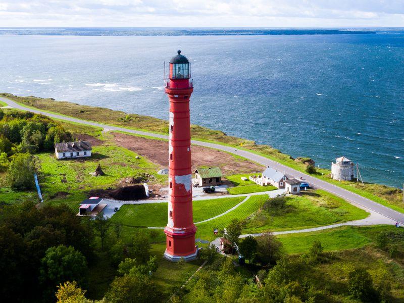 Экскурсия Путешествие к маякам Эстонии