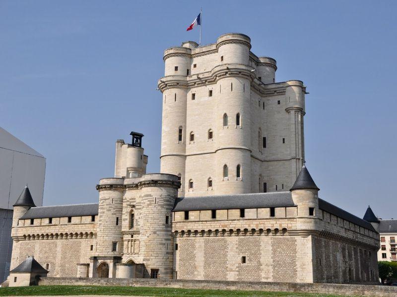Экскурсия Венсенский замок (Château de Vincennes)