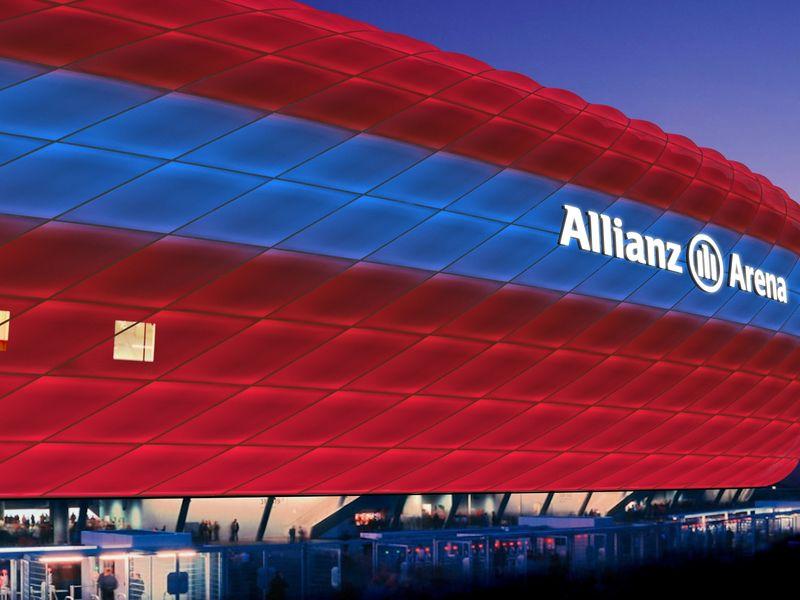 Экскурсия Мюнхен футбольный. Экскурсия на Альянс-Арену