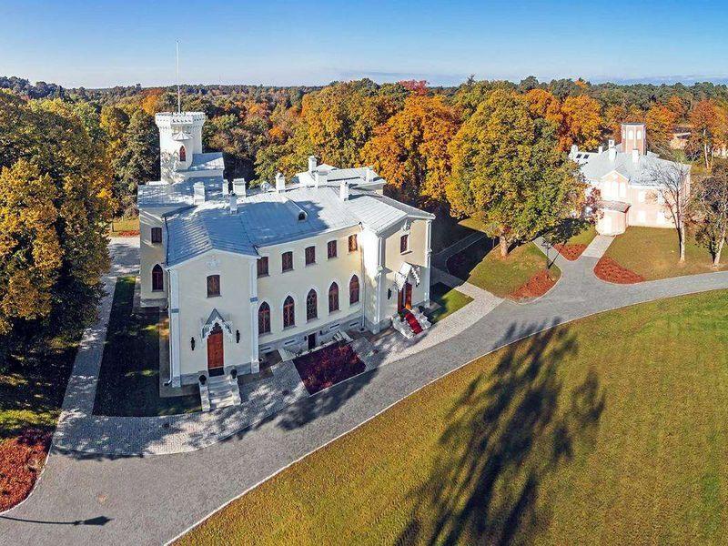 Экскурсия Усадьба Фалль: романтика эстонской провинции