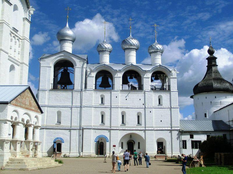 Экскурсия Святыни древнего Ростова