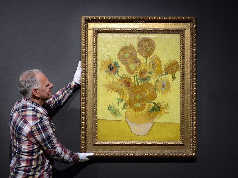 Экскурсия Шедевры музея Ван Гога